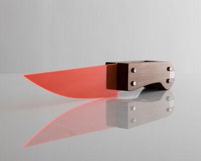 "Lapo Binazzi, '""Knife"" Table Lamp', 2011"