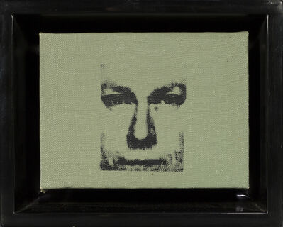 Andy Warhol, 'Donald Judd', 1967