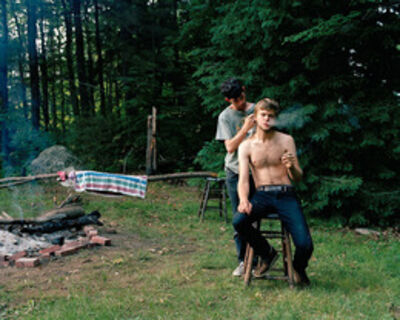 Jen Davis, 'Matt and Sam, Norfolk, Connecticut', 2007