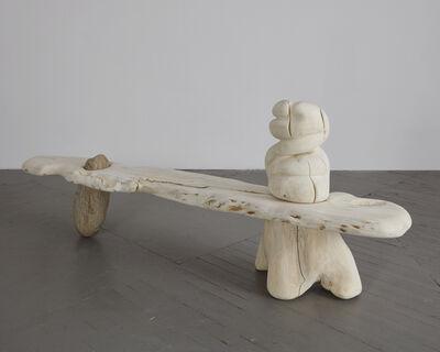 Rogan Gregory, 'Sculptural bench', 2019