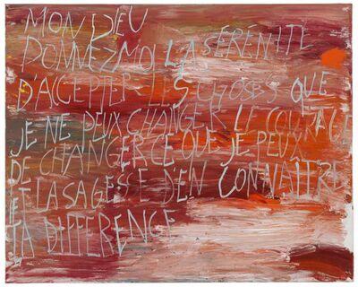 Philippe Vandenberg, 'No title', 2007