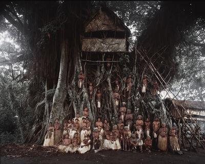 Jimmy Nelson, 'Ni Yakel Tribe', 2014