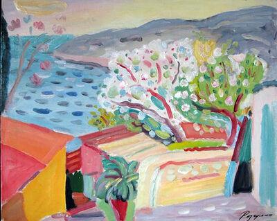 Victor Razgulin, 'Flowering Tree', 1999