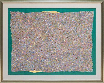 Made Wianta, 'Jade Mosaic', 2005