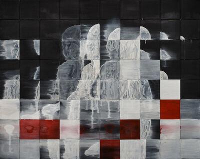 Agelio Batle, 'Vapor Figure', 2016
