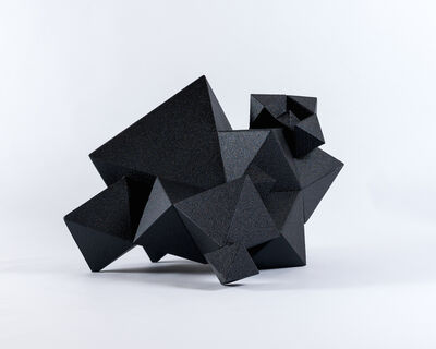 Aranda\Lasch, 'Low Chair (Black)', 2010