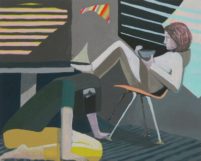 Sarah Lubin, 'Insomnia', 2017