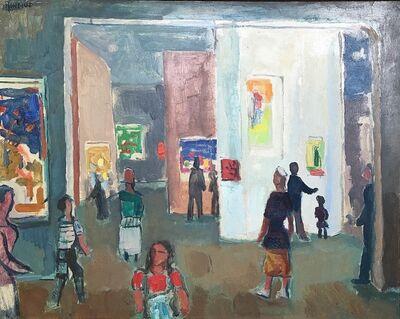 Gerrit Hondius, 'Modern Museum', ca. 1950