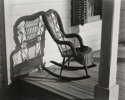 Ralph Steiner, 'American Rural Baroque (Wicker Chair)', 1929