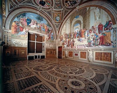 Raphael, 'Stanza della Segnatura', 1510-1511