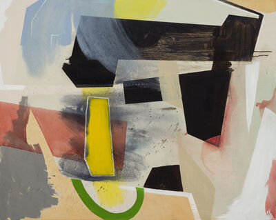 Trevor Kiernander, 'Can I Kick It', 2015