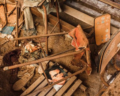 Nuno Perestrelo, 'Lost Empires. Mundet #12', 2014