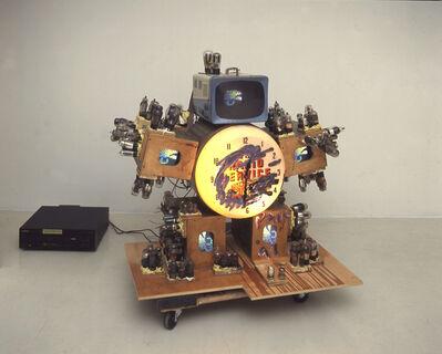Nam June Paik, 'TV SERVICE ROBOT', 1997