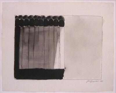 José Guerrero, 'S/T', 1970