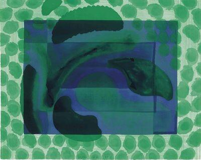 Howard Hodgkin, 'David's Pool', 1979-1985