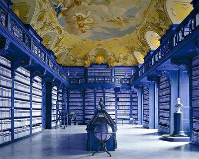 Massimo Listri, 'Seitenstetten Library, Austria | World Libraries', 1994
