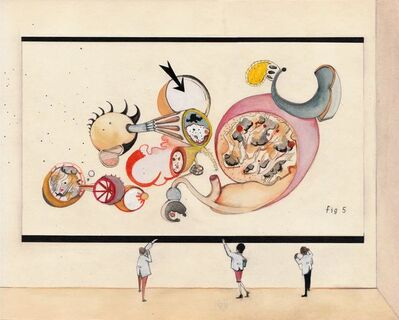 Edwina White, 'The Anomaly', 2011
