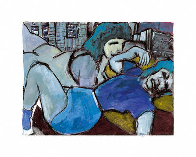 Bob Dylan, 'Two Sisters', 2008