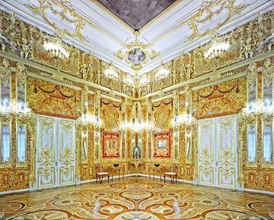 David Burdeny, 'Amber Room, Catherine Palace, Russia', 2015