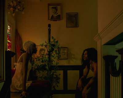 Kennedi Carter, 'Soon As I Get Home IV, from East Durham Love', 2019