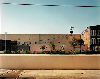 Stephen Shore, 'Cumberland Street, Charleston, South Carolina 3/8/1975', 2000