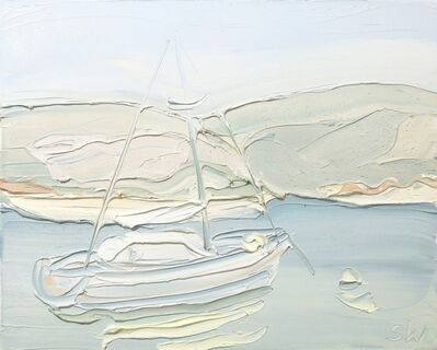 Sally West, 'Pittwater Snappermans Study 1 (7.8.19)', 2019