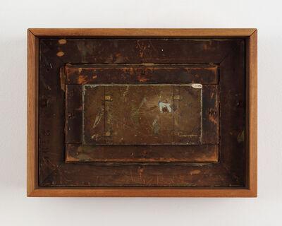 Varujan Boghosian, 'Duchamp's Valise', 1990
