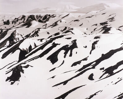 Jeffrey Conley, 'Figure in Vast Landscape, Iceland', 2018