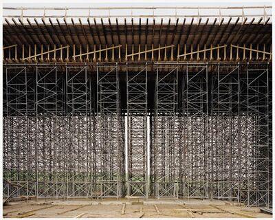 Hans-Christian Schink, ' Verkehrsprojekte (A14 – Brücke Nehlitz)', 1998