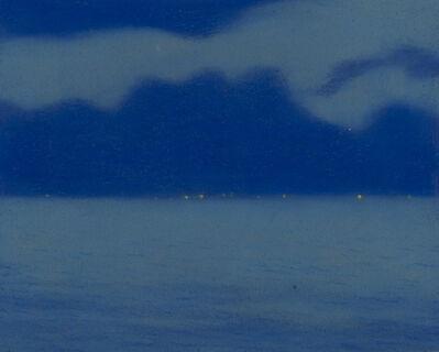Léon Spilliaert, 'Marine, nocturne', 1900