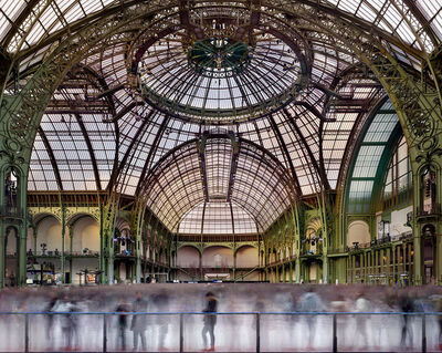 Matthew Pillsbury, 'Grand Palais des Glaces, Paris', 2014