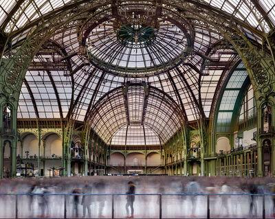 Matthew Pillsbury, 'Grand Palais des Glaces, Paris', 2014