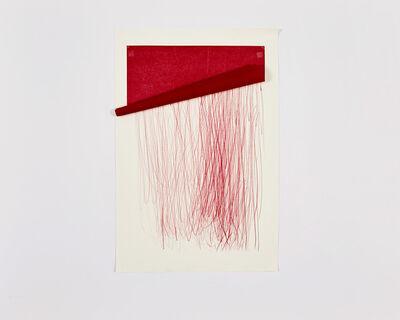Carla Chaim, 'untitled II (carbono vermelho)', 2020