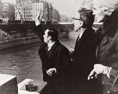"""Yves Klein, 'Transfer of """"Zone de sensibilitié picturale immaterielle"""" to Michael Blankfort, Pont au Double, Paris, February 10, 1962,', 1962"""