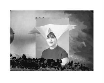 Lucien Samaha, 'Sister with Bangs', 2015
