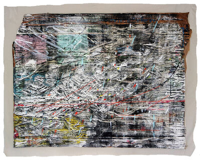 Dale Marshall, 'Cut up No. 6', 2014-2015
