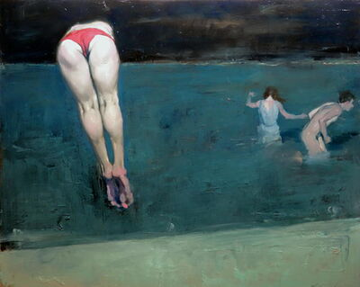 Malcolm T. Liepke, 'Dive into the Abyss', 2019