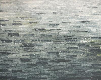 Keisuke Yamaguchi (b. 1986), 'Middle Scenery: Lake', 2016