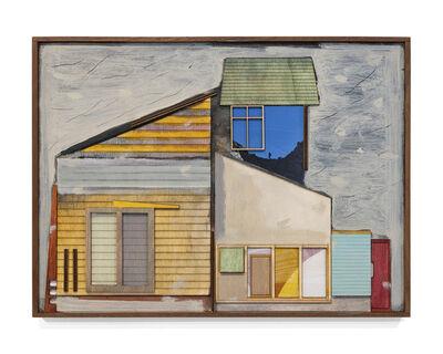 Lam Tung-pang, 'Half-step House Thinking Object #5', 2021