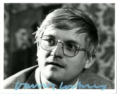 David Hockney, 'Hand Signed Photograph', ca. 1981