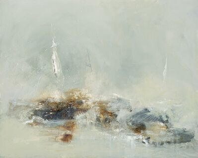 France Jodoin, 'Sea Study 106', 2020