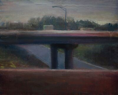 Trevor Young, 'Concrete on a Regular Day', 2020