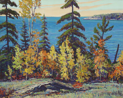 William Duma, 'Lake Superior #14.17'