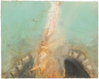 Hughie O'Donoghue, 'Shaen's Furnace: Embers', 2016