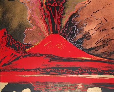 Andy Warhol, 'Mount Vesuvius', 1985