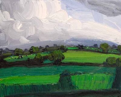 Robert Newton, 'Spring Green', 2018