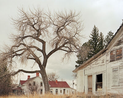 Benjamin Rasmussen, 'The Swan Land and Cattle Company Headquarters, Chugwater, Wyoming'