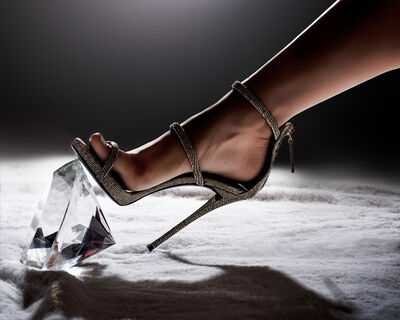 David Drebin, 'Diamond Crusher', 2020