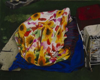 Glaucia Leme, 'The drapery as home, shelter, refuge V', 2019