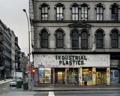 Luca Campigotto, 'Industrial Plastics', 1995-1999